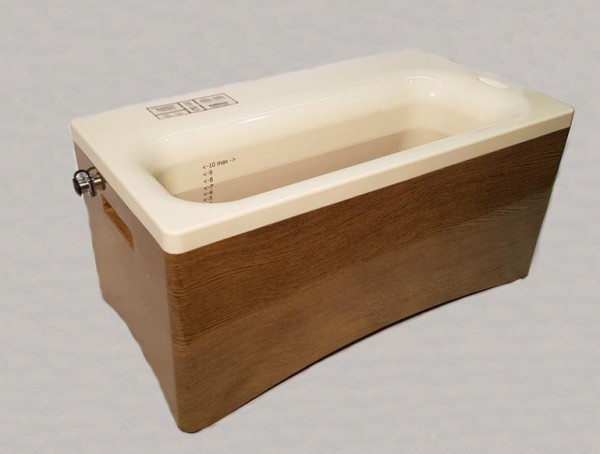 AL-20S im edlen Holzdesign